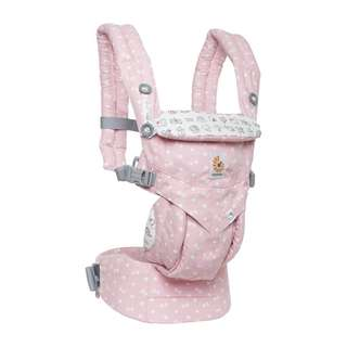 ERGOBABY OMNI 360 ALL IN ONE LIMITED EDITION HELLO KITTY PINK