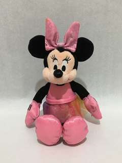 Minnie Mouse Stuffed Toy Pink Ballerina