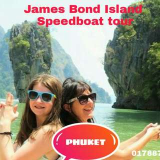 Phuket Thailand James Bond Island Speedboat Tour