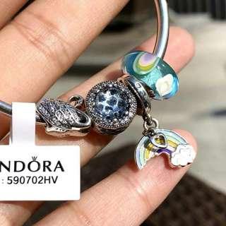 🚚 PANDORA 潘朵拉新款~ 925純銀手環