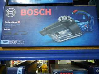 Bosch GAS18V-1 Cordless Vacuum Cleaner (Bare Unit)