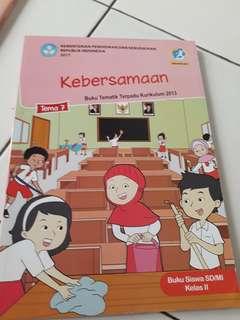 Buku tematik kelas 2 tema 7 dan 8