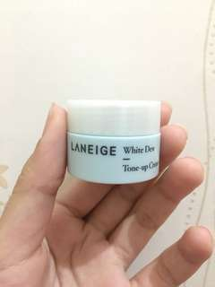 Laneige White Dew Tone-up Cream 10 ml