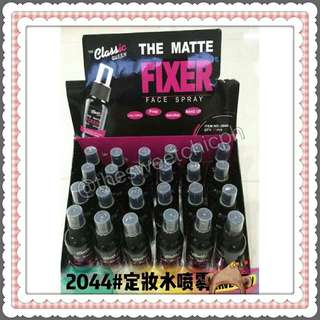 The Matte Fixer Face Setting Spray Finisher