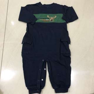 Authentic Oshkosh Overall