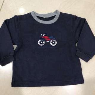 Authentic Oshkosh Sweat Shirt