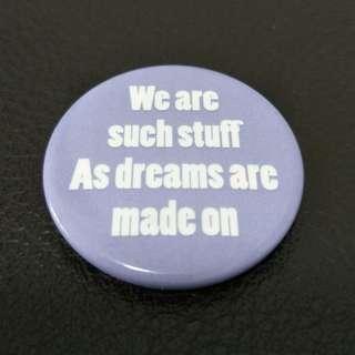 Purple Quote Badge