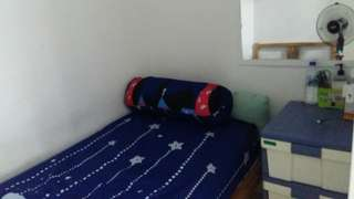Maid room for rent - female only