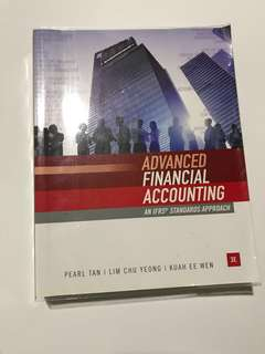 Advanced Financial Accounting (Third Edition)