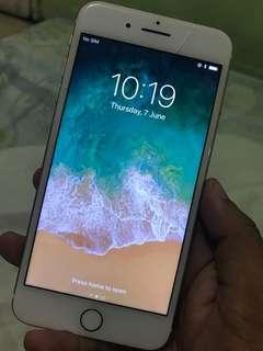 Iphone 7plus 128gb Factory Unlock Gold