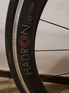 Hadron SwissSide wheelset for sale!