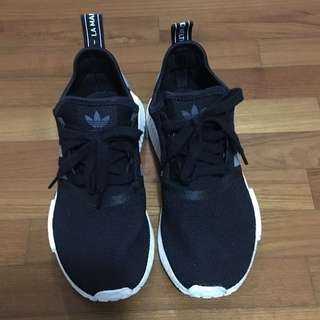 Adidas NMD R1 Black UK 6 / US 6.5