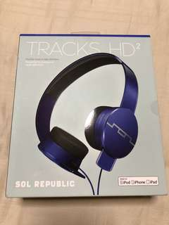 Sol Republic Tracks HD2 On-ear Headphone
