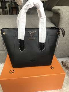 Customer's purchased, LV freedom tote bag