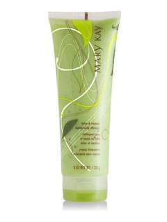 Mary Kay loofah body cleanser