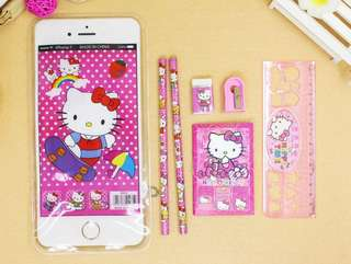 Goodie bag stationery iphone