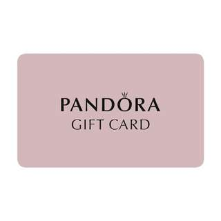 Pandora gift card worth $30