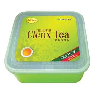 Cleanx Tea 50's