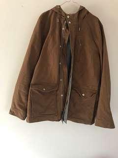 yd hooded coat