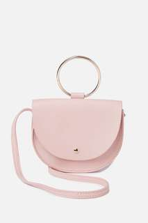 [po open] cotton on - ava ring handle bag