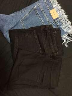 Branded Jeans 120/3 pcs