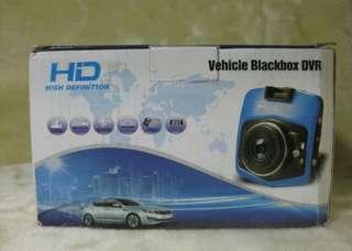 🚚 Vehicle blackbox CAR DVR 簡易行車紀錄器~8G可循環錄影約4小時