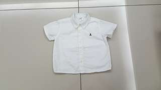 Baby Gap White Top (18-24months)