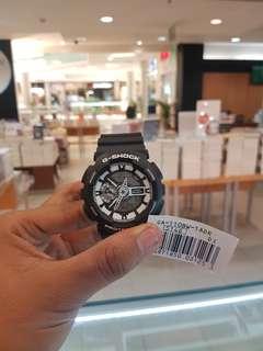 G-Shock GA-110BW-1ADR Cukup Bayar Admin 199.000 bunga 0% Dp 0%
