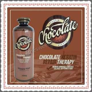 Chocolate Keratin Repair Therapy 500mL