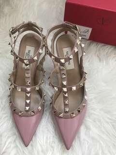 Customer's purchased. Valentino Rockstud Heels