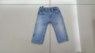 Wrangler Baby Jeans (12-18months)