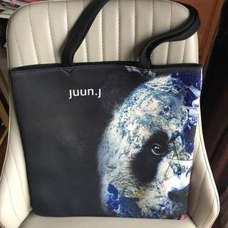 Joyce Cares x Juun.J Planet Limited Edition Tote NEW