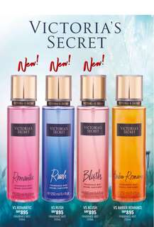 Authentic Victoria's Secret Fragrance Mist
