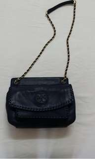 💯Authentic TORY BURCH 2 way chain bag