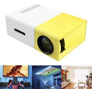 YG-300 Mini Projector💥Last 03set only❗💥