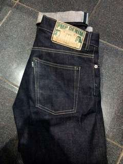 WTS JEANS SELVEDGE PMP