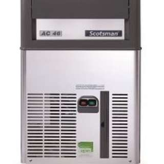 Scotsman ACM46AS Ice SuperCube Maker 24Kg 1200Cube 9Kg Bin