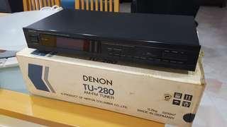 Denon TU280 Tuner