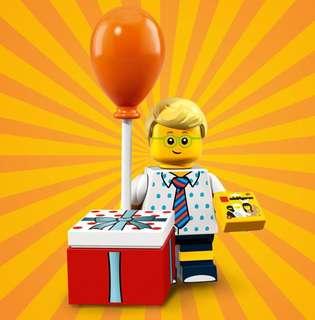 Lego Minifigures Series 18 Balloon Boy
