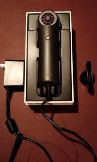 Sylph Hair Dryer Portable (Grey)