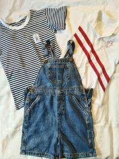 Jumper set clothes (2-3yo)