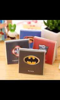 🚚 Superheroes Square notebook