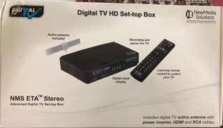 Digital TV HD Box