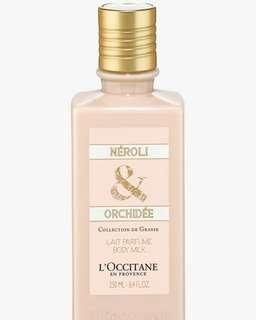 Loccitane Neroli & Orchidee Body Milk 245ml