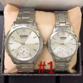 Casio Authentic Couple Watch