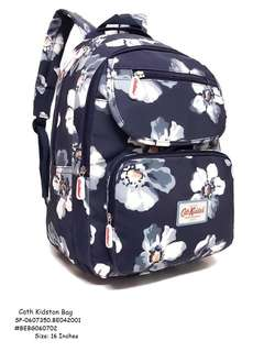 CATH KIDSTON  BAG 4 Compartments Waterproof SIZE : 16 inch  Price : 650