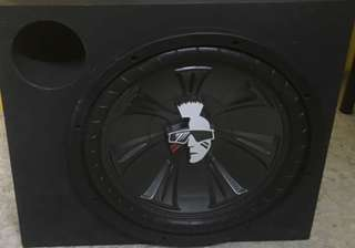 Mohawk woofer bass 12 inci
