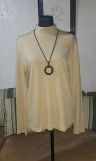 SALE Mock Turtleneck Sweater