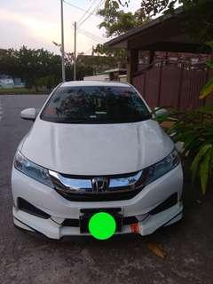 Honda City spec E