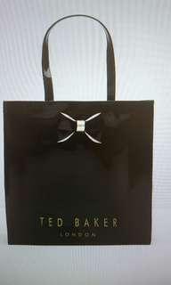 Ted Baker - Plain bow large icon bag